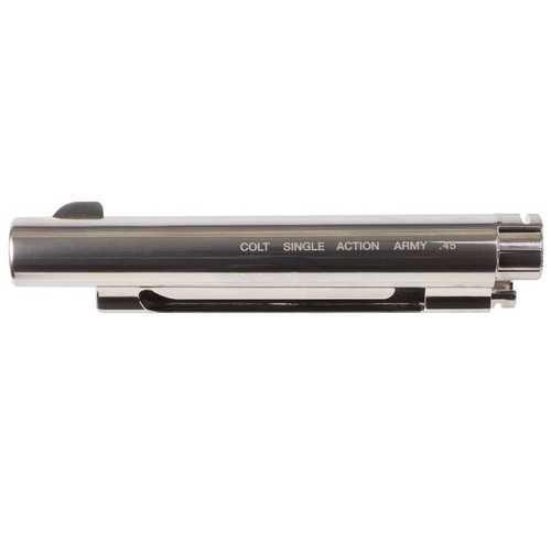 """Colt SAA45 Outer Barrel - 5.5"""" Nickel"""