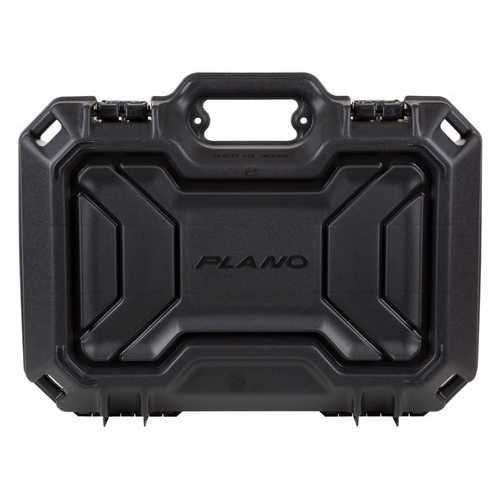 "Tactical Series Pistol Case 18"", Black"