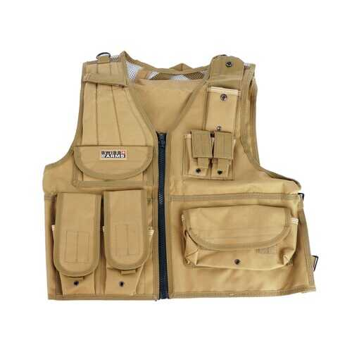Swiss Arms Tactical Vest, Tan