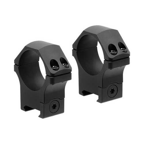UTG Pro US Made 34mm Rings, Medium, POI Picatinny