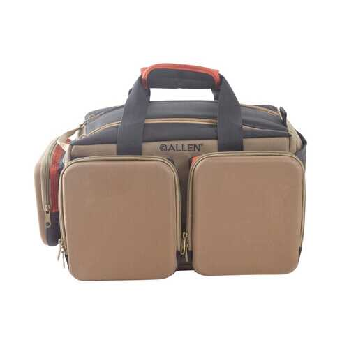 Allen Company Eliminator RangeMaster Bag w/ Pistol Rugs