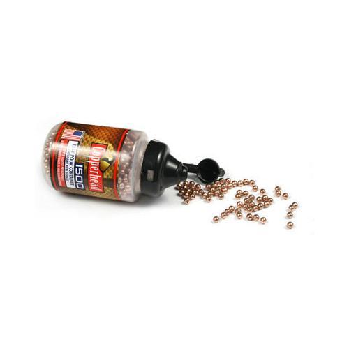 Copperhead .177 Cal, 5.1 Grains, BBs, 1500ct