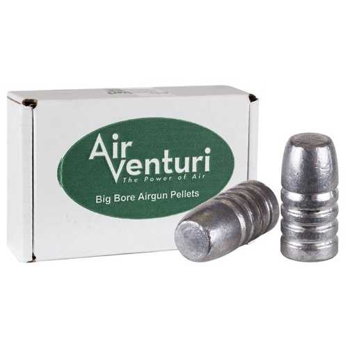 Air Venturi .358 Cal, 190 Grains, Flat Point, 50ct