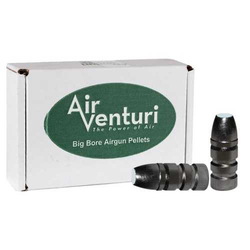 Air Venturi .257 Caliber 87 gr. Flat Point, 100 ct