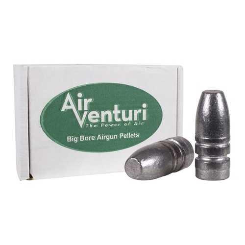 Air Venturi .358/357-caliber 212-grain Flat-point Pellets, 50 ct.
