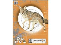 Champion Critter Series Targets, 11x14  - 10pk