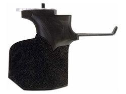 Anschutz PRO-Grip, Right-Hand, Black, Med, Fits Precise Aluminum Stock