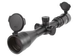 Aeon 8-32x50 AO Classic Rifle Scope, Target Dot Reticle, 1/4 MOA, 30mm Tube