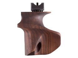 Anschutz ONE-Grip, Right-Hand, Walnut, Large, Fits 9015 Premium Target Air Rifle