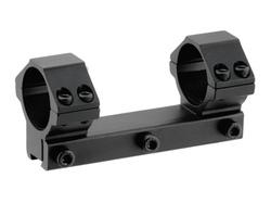 """Leapers Accushot 1-Pc Mount w/1"""" Rings, 3/8"""" Dovetail"""