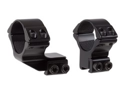 """Hawke 2pc 30mm 9-11mm High, 1"""" Extension"""