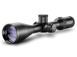 Hawke Sidewinder 30 FFP 6-24x56, Illuminated Half Mil Reticle, 30mm Tube