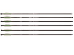 """Benjamin 26"""" Pioneer Airbow Arrows, 6 pack"""
