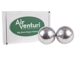 Air Venturi .358 Cal, 67 Grains, Round Ball, 100ct