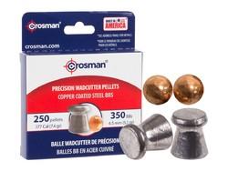 Crosman Dual Ammo BB 350 ct / Wadcutter Pellet 250 ct