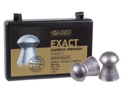 JSB Match Diabolo Exact Premium .177 Cal, 7.87 Grains, Domed 200 Count