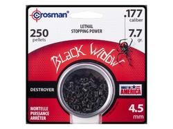 Crosman Black Widow Pellets .177, 250ct, Destroyer