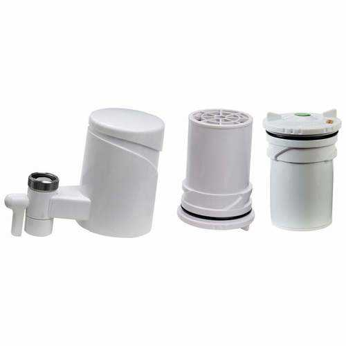 In-Line Faucet Filter