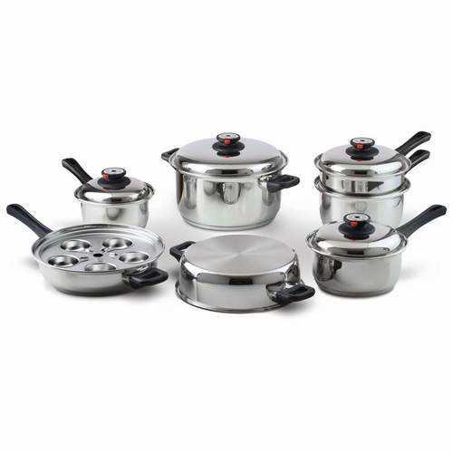 9-Element Cookware