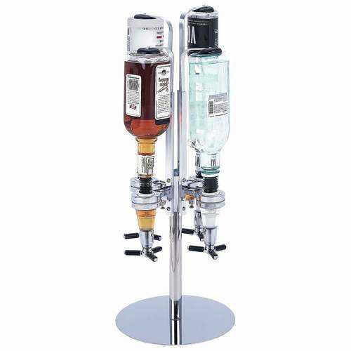 4-Station Liquor Dispenser