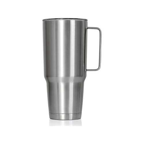 64oz Double Vacuum Wall Tumbler With Handle and Lid