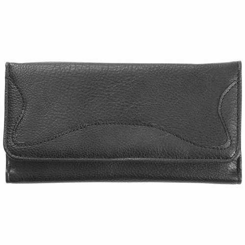 Faux Leather Ladies Wallet