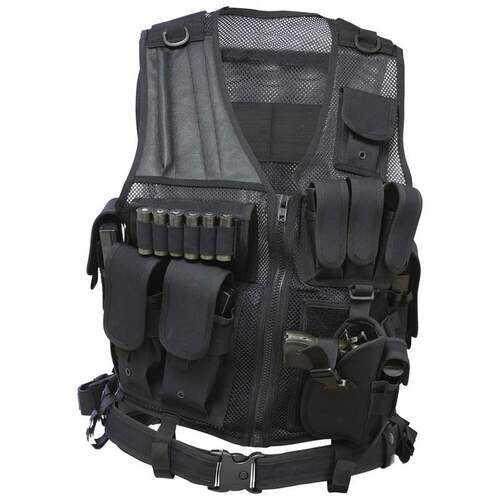 Tactical Vest and Belt