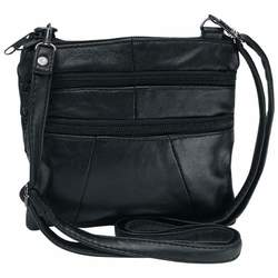 Solid Genuine Leather Purse