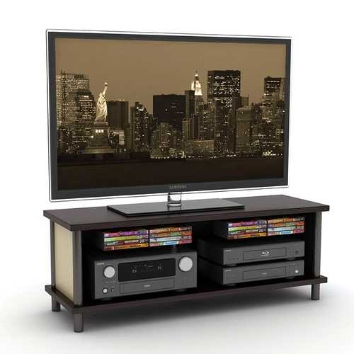 50-inch Flat Panel TV Stand / Entertainment Center
