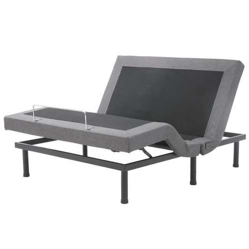 Full size Adjustable Bed Frame Base with Wireless Remote and USB Ports