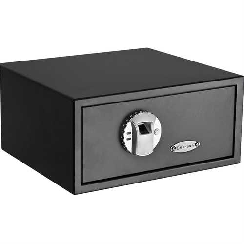 Fingerprint Recognition Handgun Pistol Gun Safe Valuables Jewelry Documents