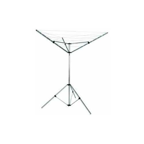 3-Arm Portable Umbrella Style Laundry Dryer Clothes Drying Rack