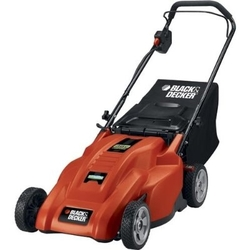 Category: Dropship Eco-home, SKU #BDCM1836VCELM, Title: 18-inch Cordless Electric Lawn Mower with Integrated 36V Battery