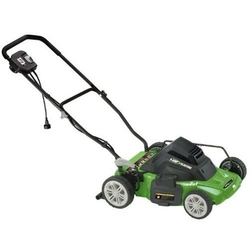 Category: Dropship Eco-home, SKU #E5028AMEM, Title: 14-inch 8 Amp Mulching Electric Lawn Mower by Earthwise