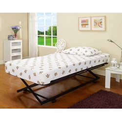 Category: Dropship Bath / Bedding, SKU #KBTD51814, Title: Twin size Pop Up Trundle for Day Beds or Guest Bed
