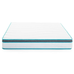 Twin XL 8-inch Memory Foam Innerspring Hybrid Mattress