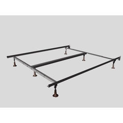 Duralock Glided Bed - Adjust to fit Queen King CA King