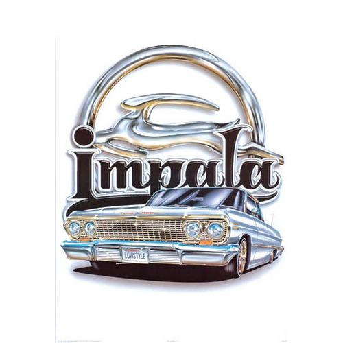 Impala Logo