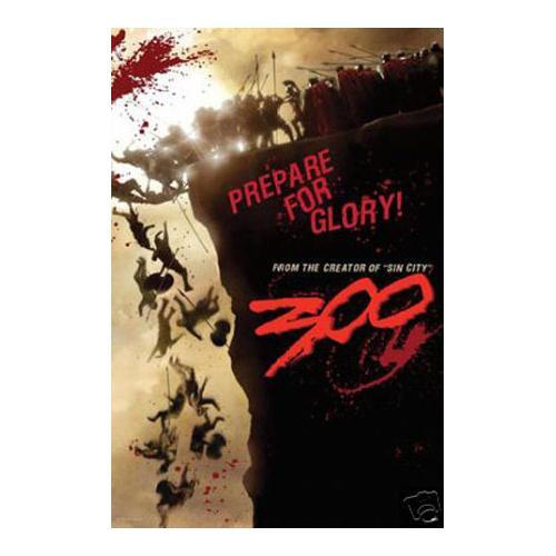 300 Prepare for Glory