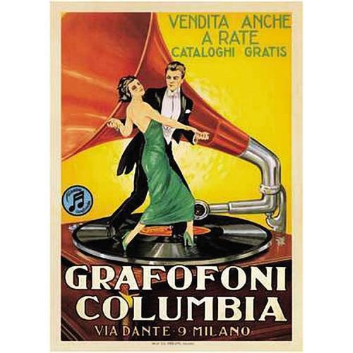 Grafofoni Columbia