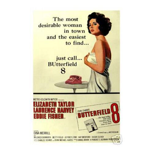 Butterfield Elizabeth Taylor