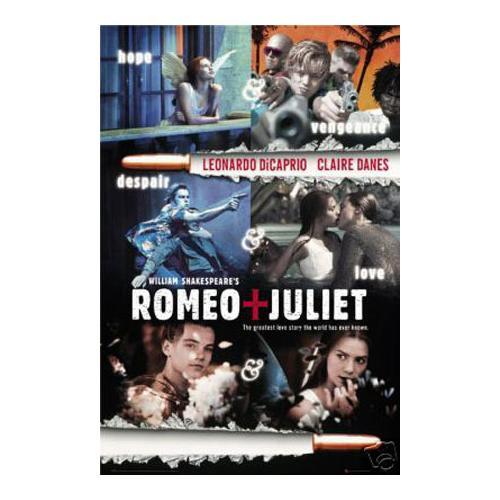 Romeo + Juliet Di Caprio
