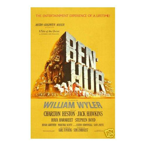 Ben Hur Charlton Heston