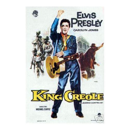 King Creole Elvis Presley