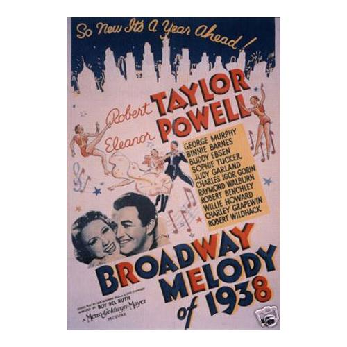 Broadway melody of 1938 Robert Taylor