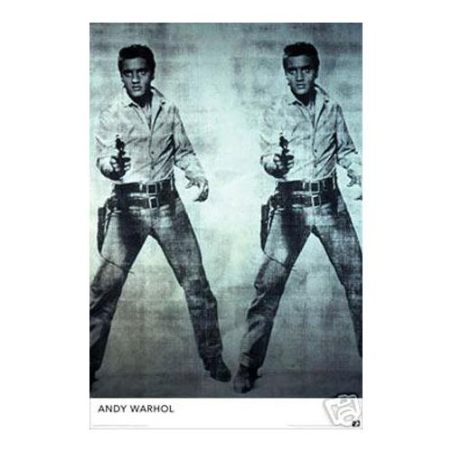 Andy Warhol Elvis