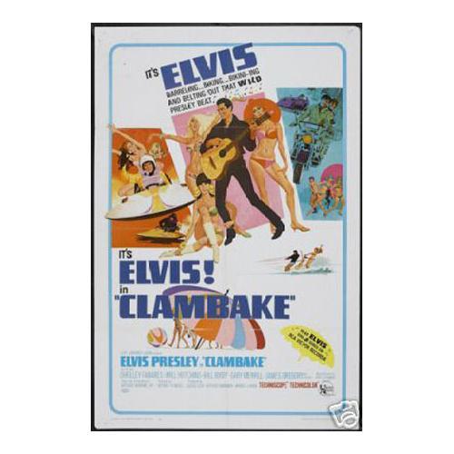 Clambake Elvis Presley