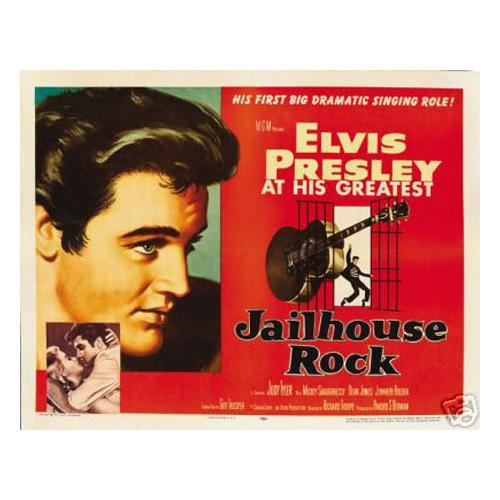 Jailhouse rock Elvis Presley