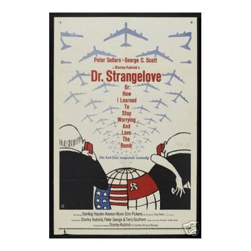 Dr Strangelove Peter Sellers