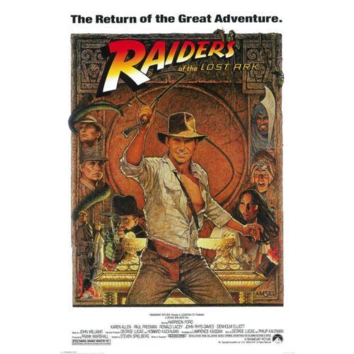 Indiana Jones Raiders Lost Ark